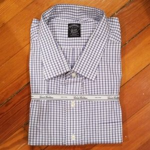 NEW Brooks Brothers Classic Dress Shirt, 20 38/39